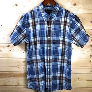 Abercrombie & Fitch Button Down Shirt Muscle